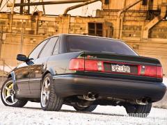 1993 Audi S4 Photo 2