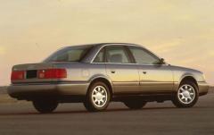 1993 Audi S4 exterior