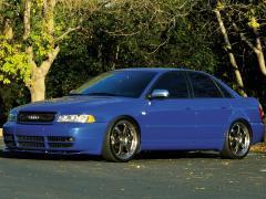 2001 Audi S4 Photo 1