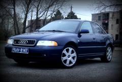 2002 Audi S4 Photo 1