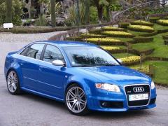 2007 Audi S4 Photo 1