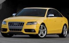 2011 Audi S4 exterior