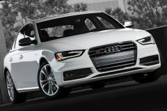 2013 Audi S4 exterior