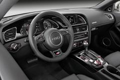 2014 Audi S5 interior