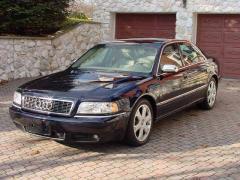 2001 Audi S8 Photo 4
