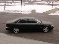 2001 Audi S8 Photo 6