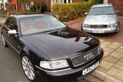 2002 Audi S8 Photo 2