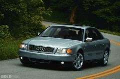 2002 Audi S8 Photo 1