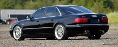 2002 Audi S8 Photo 4