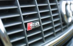 2003 Audi S8 exterior
