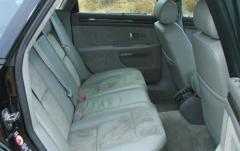 2003 Audi S8 interior