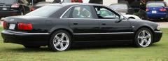 2003 Audi S8 Photo 3