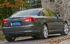2007 Audi S8 exterior