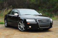 2009 Audi S8 Photo 1