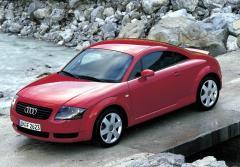 2001 Audi TT Photo 1