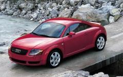 2002 Audi TT exterior