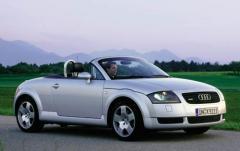 2003 Audi TT exterior
