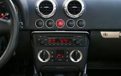 2004 Audi TT interior