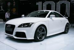 2010 Audi TT Photo 1