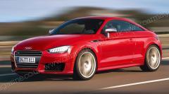 2014 Audi TT Photo 1