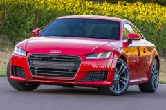 2017 Audi TT exterior