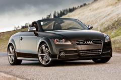 2015 Audi TTS exterior