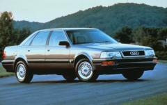 1991 Audi V8 exterior