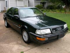 1992 Audi V8 Photo 1