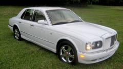 2001 Bentley Arnage Photo 1
