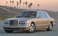 2002 Bentley Arnage exterior