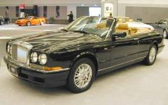 2001 Bentley Azure exterior
