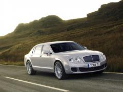 2010 Bentley Continental Flying Spur Photo 1