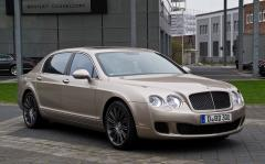 2012 Bentley Continental Flying Spur Photo 2