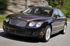 2013 Bentley Continental Flying Spur exterior