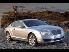 2004 Bentley Continental GT Photo 1