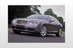 2005 Bentley Continental GT exterior