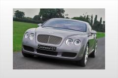 2005 Bentley Continental GT exterior