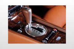 2006 Bentley Continental GT interior