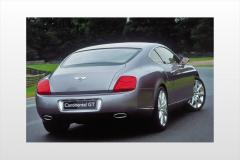 2006 Bentley Continental GT exterior