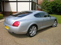 2006 Bentley Continental GT Photo 5