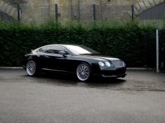 2007 Bentley Continental GT Photo 3