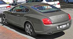 2007 Bentley Continental GT Photo 5