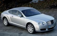 2007 Bentley Continental GT exterior