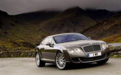 2008 Bentley Continental GT Photo 2