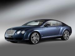 2008 Bentley Continental GT Photo 1