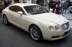 2008 Bentley Continental GT Photo 4