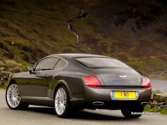 2008 Bentley Continental GT Photo 7