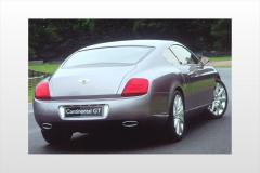 2008 Bentley Continental GT exterior