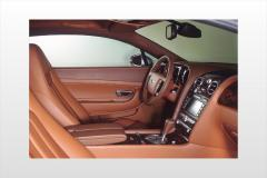 2008 Bentley Continental GT interior