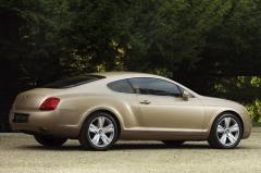 2010 Bentley Continental GT exterior